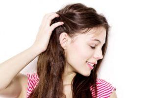 rambut berminyak