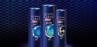 macam macam shampo clear