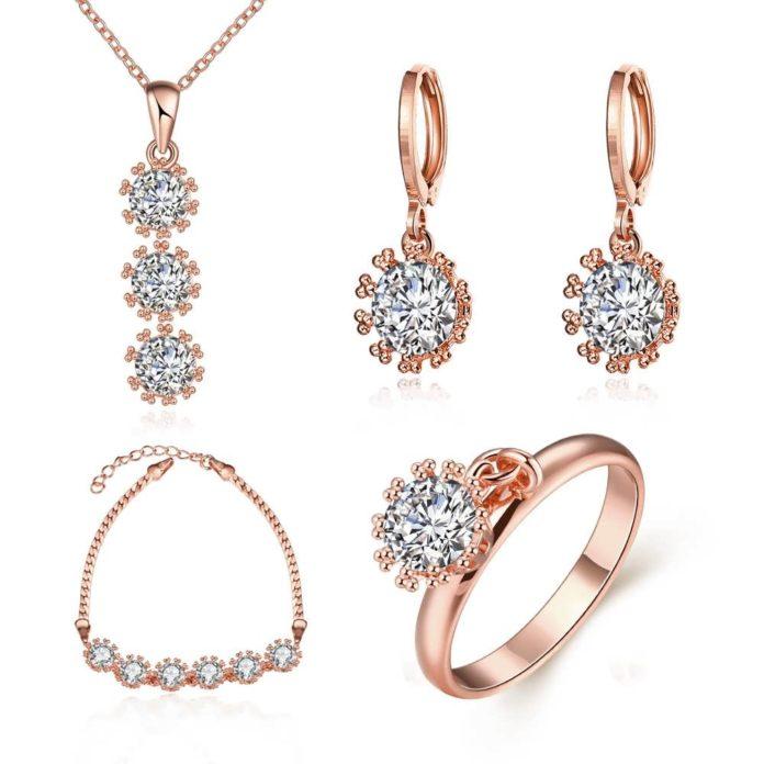 Giwang berlian asli