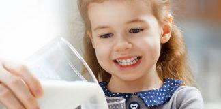 susu pertumbuhan anak