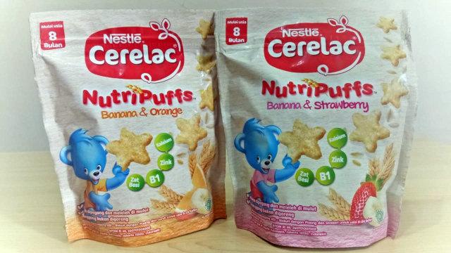 Nutripuff CERELAC