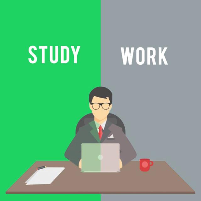 kuliah sambil kerja