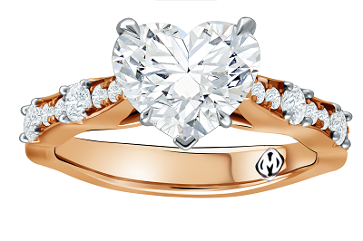 Solitaire Enggement Ring